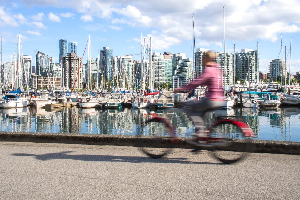 """Vancouver: Stopover in der """"City of Sports"""""""